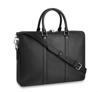 Louis Vuitton Taiga Leather Porte-Documents Voyage PM