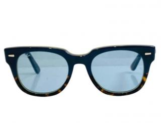 Ray Ban Meteor Blue/Tortoiseshell Sunglasses