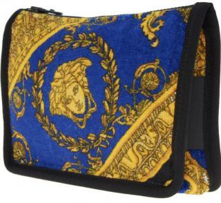 Versace Home Baroque Cotton Wash Bag