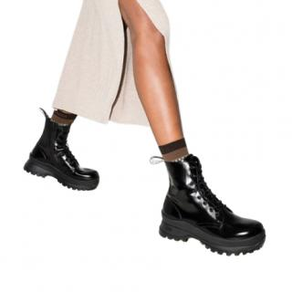 Stella McCartney Trace lace-up ankle boots