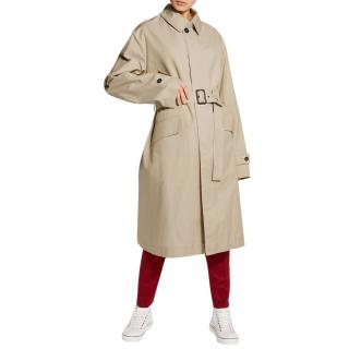 Stella McCartney Beige Classic Trench Coat