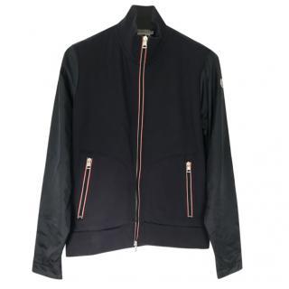 Moncler Navy Maglia Zip Jacket