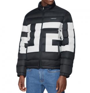 Versace Greca Puffer Jacket for Men