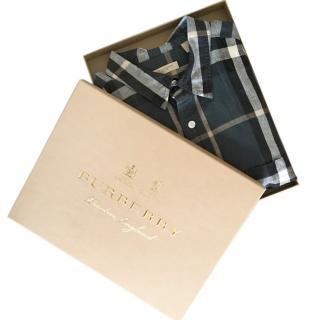Burberry Brit Plaid Men's Shirt