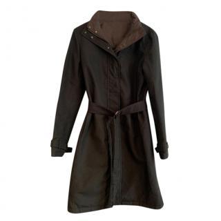 S'Max Mara Reversible Belted Coat