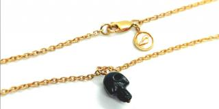 Jade Jagger Ibiza Collection Skull Pendant Necklace