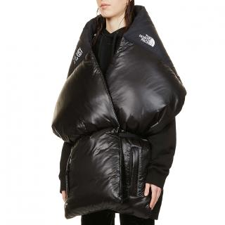 MM6 Maison Margiela x The North Face shell-down nupste scarf