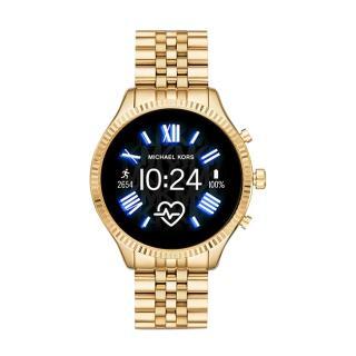 Michael Kors Gold Tone Access Gen 5 Smart Watch