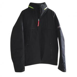 Bogner Black & White Down Zip Jacket