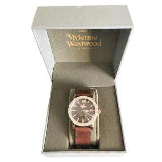 Vivienne Westwood Mens Round Wristwatch