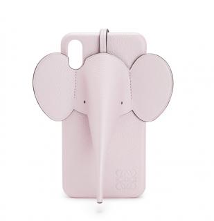 Loewe Icy Pink iPhone X/XS Elephant Case