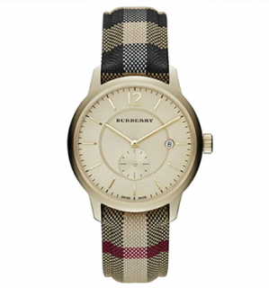 Burberry Horseferry Check Strap Classic BU10001 Watch