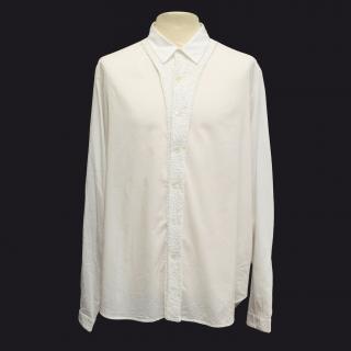 Ann Deulemeester white shirt