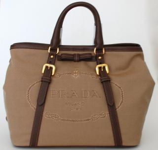 Prada Bauletto bag