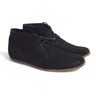 Opening Ceremony black M1 Desert boots