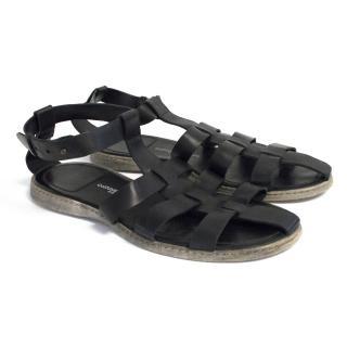 Costume National Homme gladiator sandals