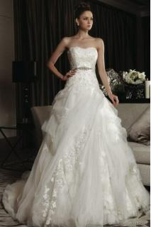 Intuzuri Costura beautiful wedding dress