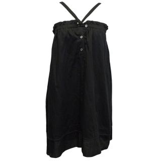 Hussein Chalayan black dress