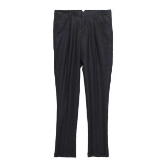 J. Lindeberg Navy Blue Trousers