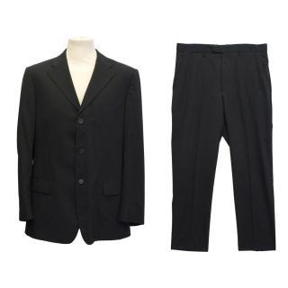 Gucci Black Suit