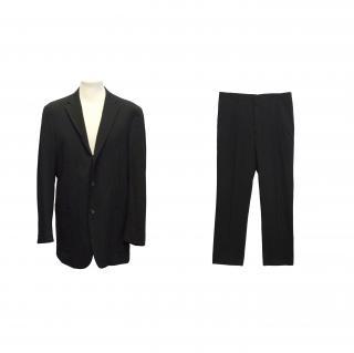 Jil Sander black suit
