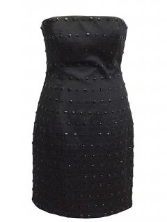 Melissa Odabash Black Paris Dress