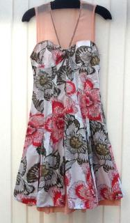 Sportmax Cotton & Silk Dress