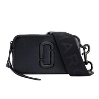 Marc Jacobs Black Snapshot DTM Bag