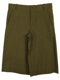 Marni Green Tailored Bermuda Shorts
