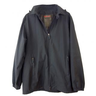 Prada Sport Black Gore-Tex Lightweight Jacket