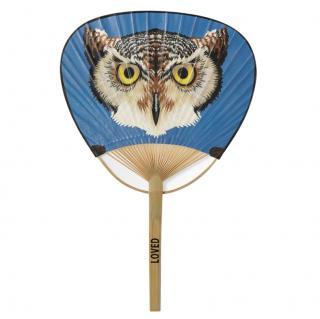Gucci Blue Loved Owl Fan