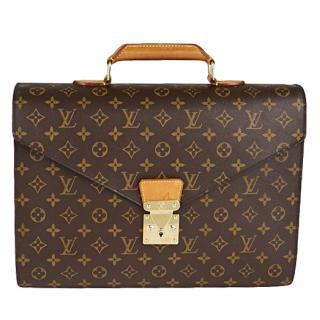 Louis Vuitton Monogram Serviette Conseiller Business Bag