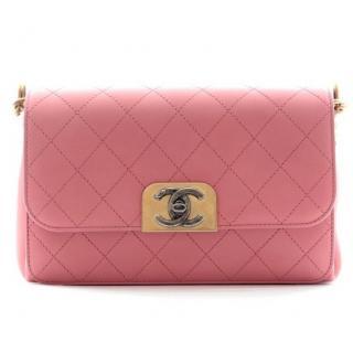 Chanel Pink Limited Edition Shoulder Bag