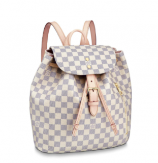 Louis Vuitton Damier Azur Sperone Backpack