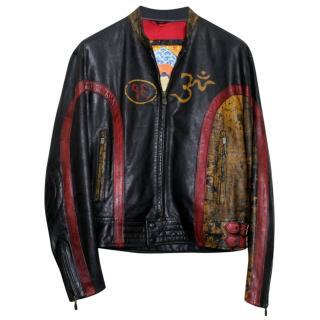 Belstaff Free Tibet Multicoloured Limited Edition Daytona Jacket