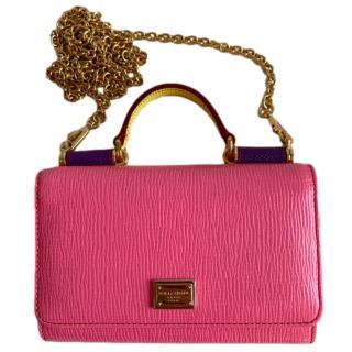 Dolce & Gabbana Sicily Von Crossbody Bag