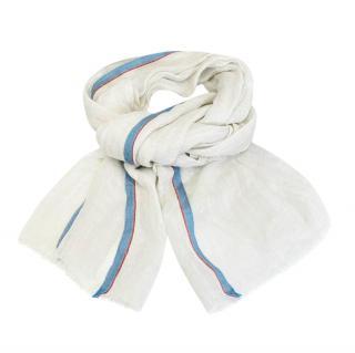 Loro Piana Linen & Silk Blend Shawl