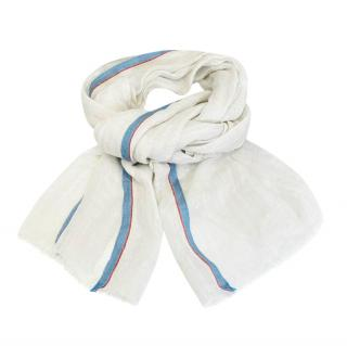 Loro Piana Linen & Silk Blend Shawl/Scarf