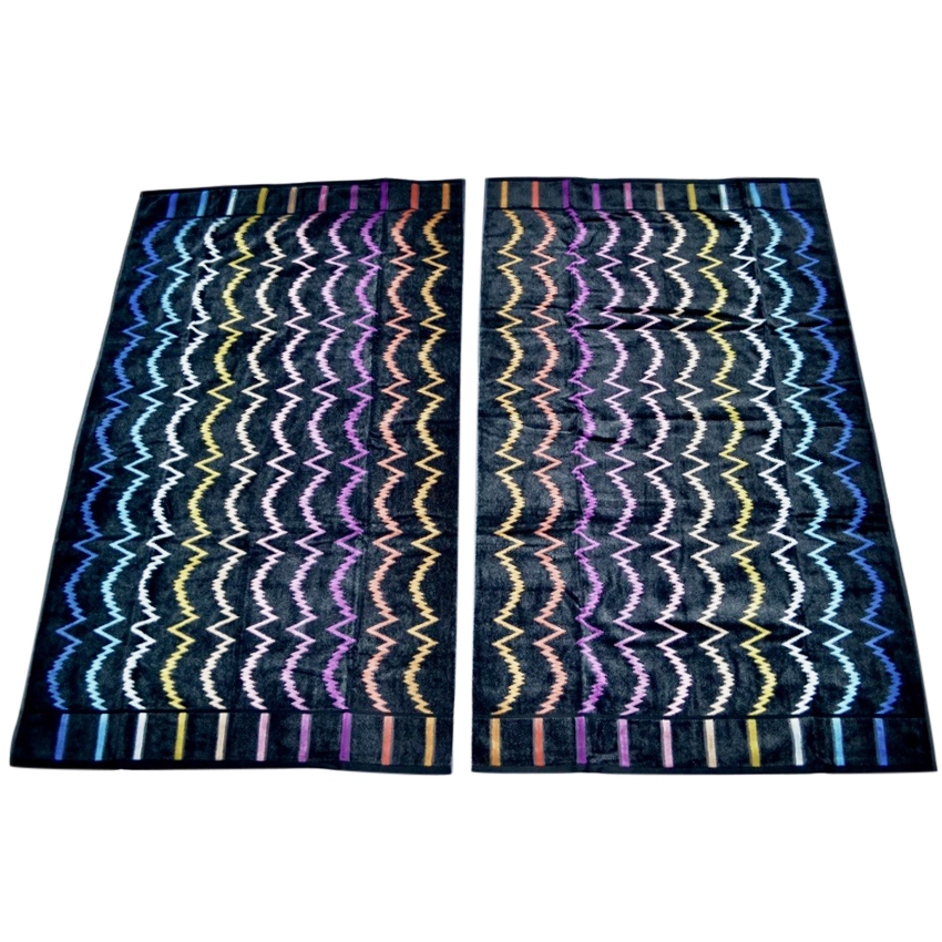 Missoni Home Multicoloured Bath Towel Set