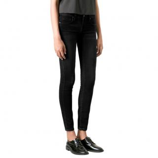Genetic Denim The Shya Black Skinny Jeans