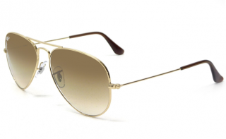 Ray-Ban Aviator Large Metal Gold RB3025 Sunglasses