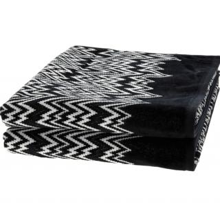 Missoni Home Black & White Vanni Bath Towel Set