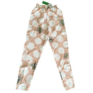 Kenzo Large Spotted Joggers