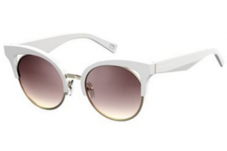 Marc Jacobs Marc 215/S White Cat-Eye Sunglasses
