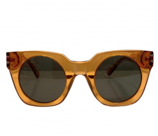 Marc Jacobs Clear Sunglasses