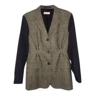 Dries Van Noten Wool Tailored Jacket