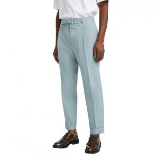 Officine Generale Tailored Cropped Hugo Pants