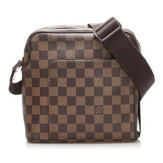Louis Vuitton Damier Ebene Olav PM Shoulder Bag