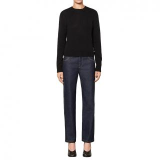 Bottega Veneta Blue Cotton Denim Icon Jeans