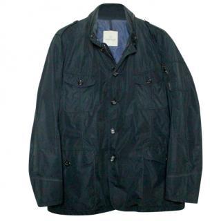 Moncler navy Lightweight Jacket